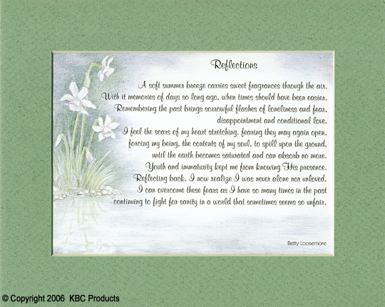 Marriage reflection poem