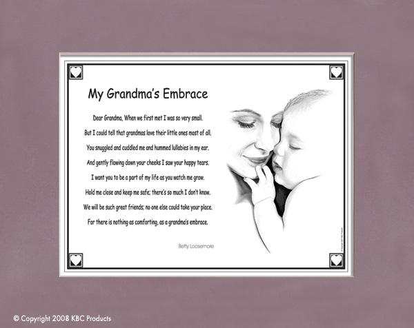 Grandma's Embrace